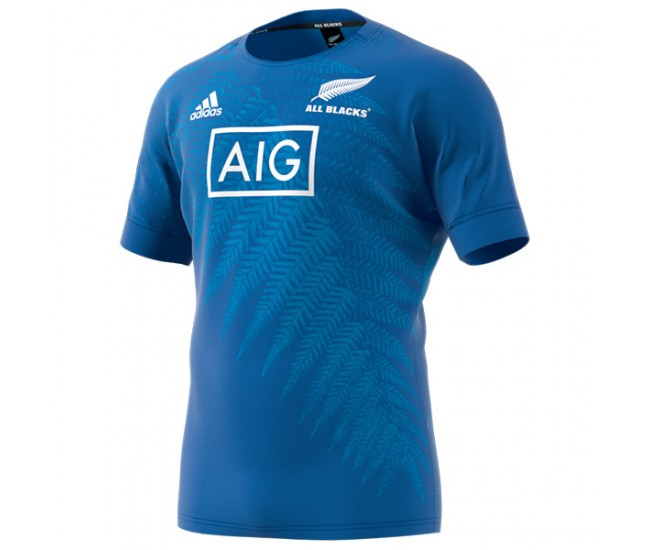 All Blacks RWC Y3 Training Tee 2019