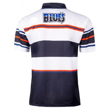 Auckland Blues Rugby 1996 Retro Tee