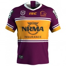 Brisbane Broncos 2019 Men's Home Tee