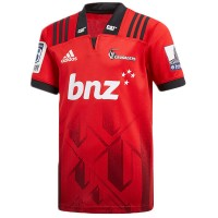Crusaders 2018 Super Rugby Home Tee