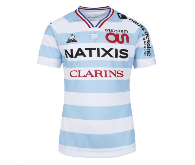 Le Coq Sportif Racing 92 Home Tee 2020 2021