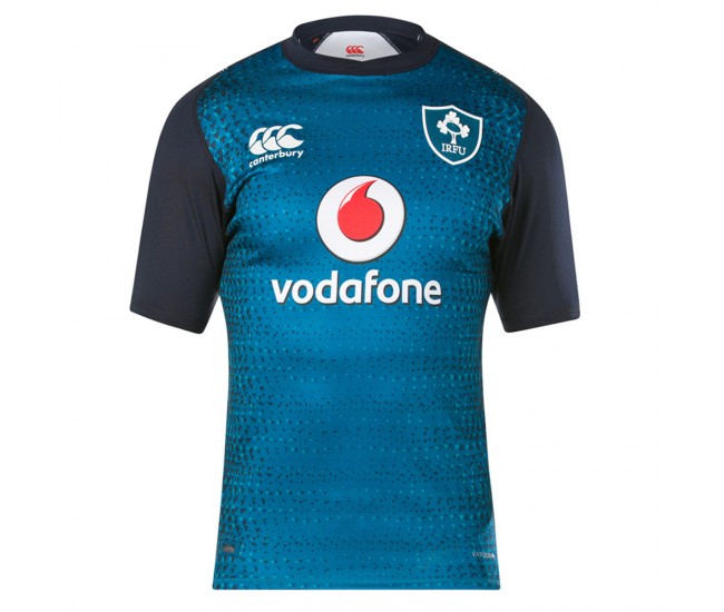 Ireland IRFU 2018/19 Alternate Pro S/S Rugby Shirt
