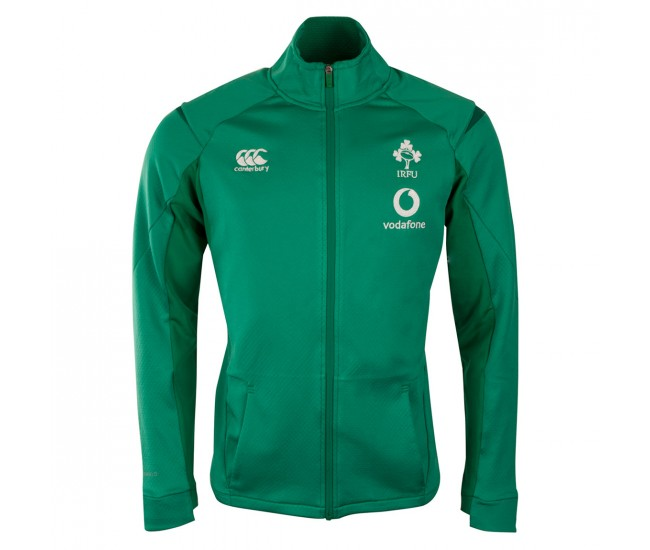 Ireland IRFU 2018/19 Players Anthem Rugby Jacket