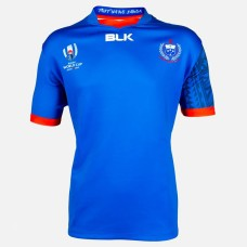 Samoa BLK Rugby World Cup Home Tee 2019