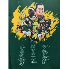 South Africa Springboks Signature Edition Rugby World Cup 2019 Tee