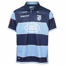 Cardiff Blues Home Tee Adult 18/19
