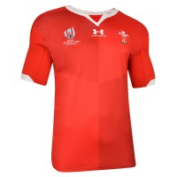 Under Armour Wales Rugby RWC 2019 Home Tee